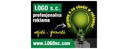 LOGO sc - Profesjonalna Reklama